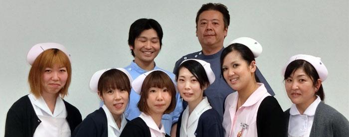 スタッフ紹介 | 医療法人社団 か...