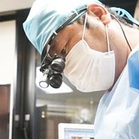 手術用ガイドによるインプラント埋入